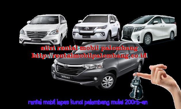 Rental Mobil Lepas Kunci Palembang