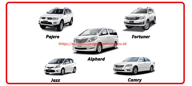 harga rental mobil palembang terbaru