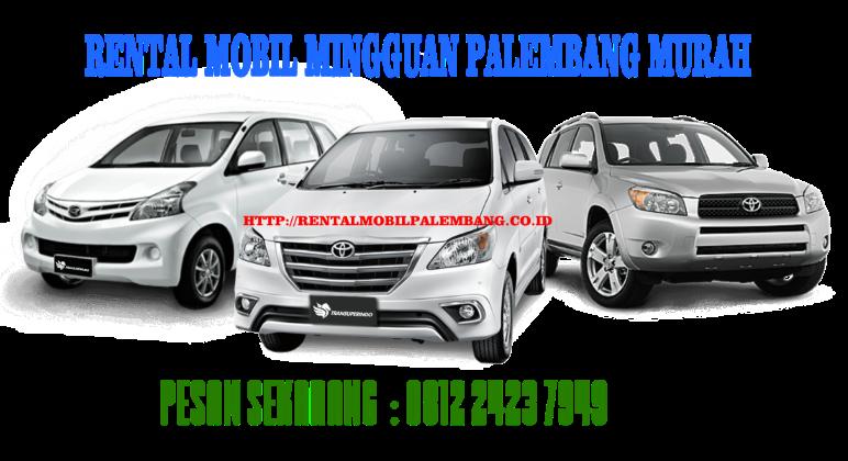 Rental Mobil Mingguan Palembang